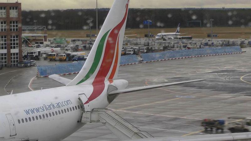 Abflug nach Sri Lanka mit Sri Lankan Airlines von Frankfurt