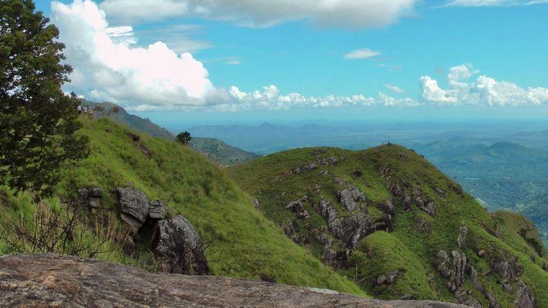Auf dem Little Adams Peak, Nähe Ella