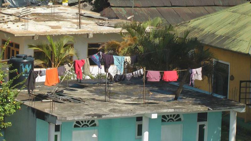 Wäsche-Service in Sri Lanka